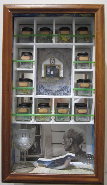 , 'Joseph CORNELL,' 2017, LeMieux Galleries