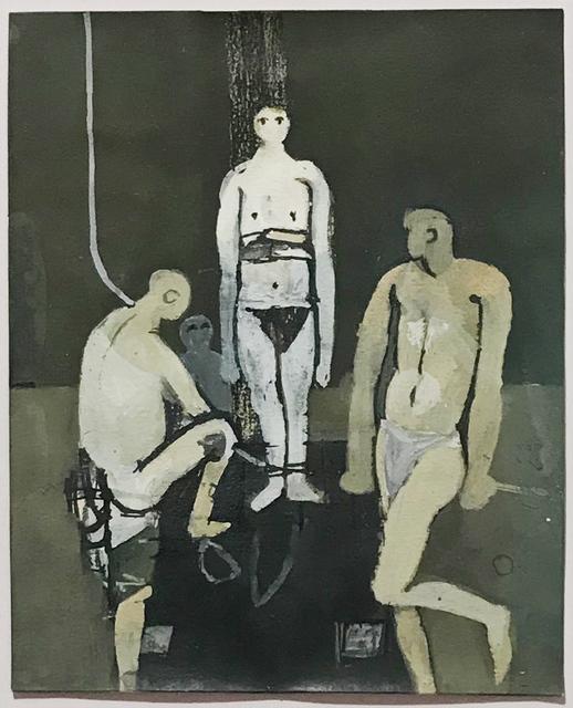 , 'The Execution,' ca. 1952, Osborne Samuel