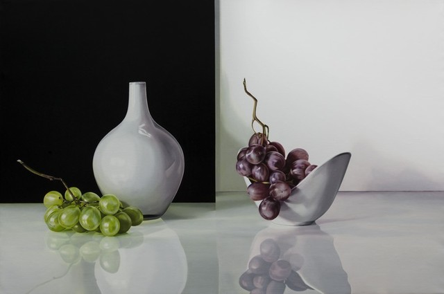, 'Different Grapes,' , Plus One Gallery