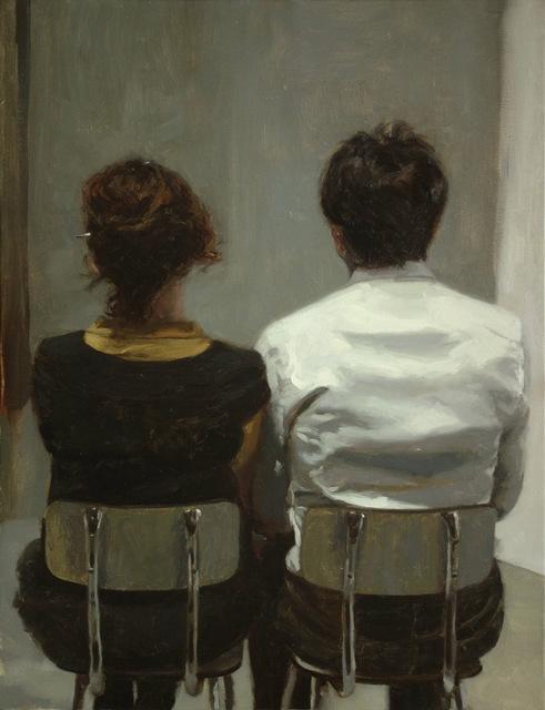, 'Waiting,' 2017, KIRK Gallery