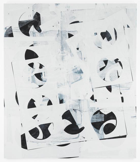 , 'Composite 10 (pivot white) ,' 2016, Ameringer | McEnery | Yohe