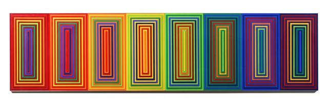 , 'Déplacement instable,' 1961/69, Galerie A&R Fleury