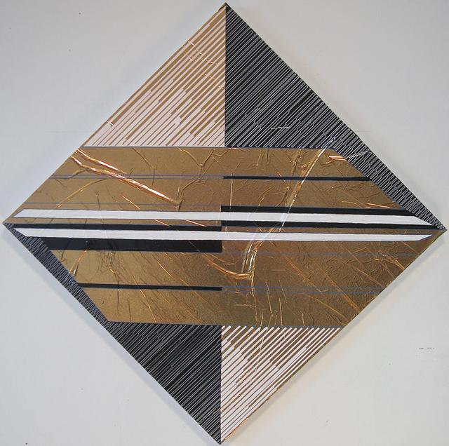 Vargas-Suarez Universal, 'El Dorado: Diamond III,' 2010, IFAC Arts