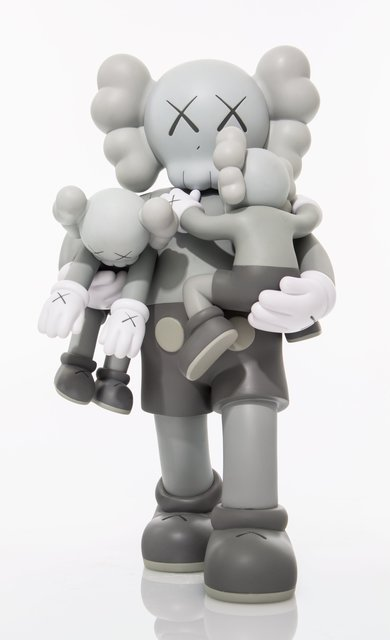 KAWS, 'Clean Slate (Grey)', 2018, Heritage Auctions