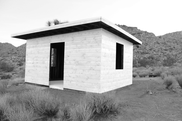 , 'White Ghost Cabin,' 2018, Asher Grey Gallery