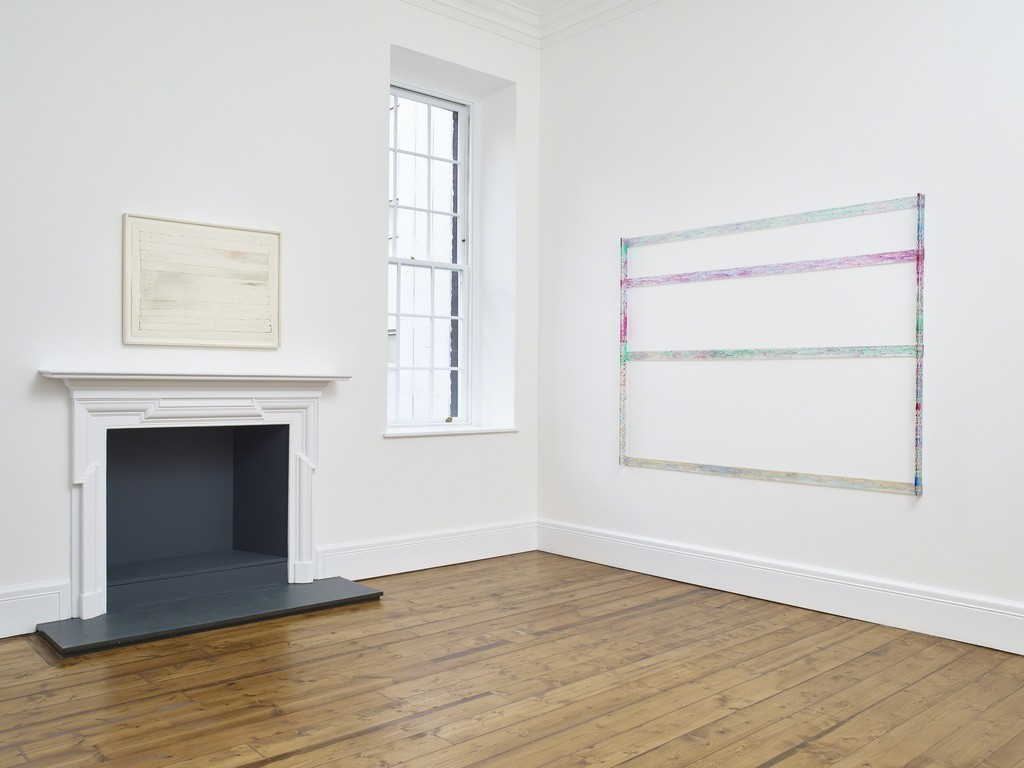 Installation view, 'Crossroads: Kauffman, Judd and Morris', Sprüth Magers, London, January 19 - March 31, 2018, Courtesy Sprüth Magers, Photography by Stephen White