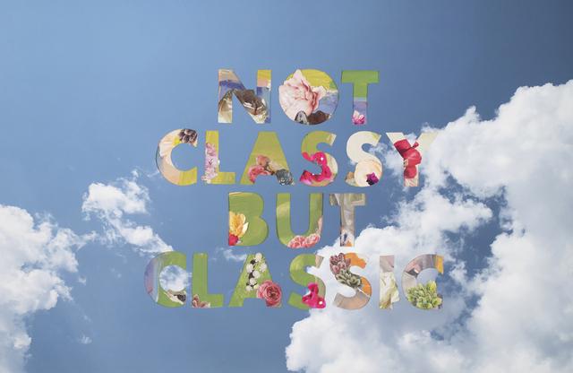 , 'Not Classy But Classic (Aspen),' 2019, Garis & Hahn