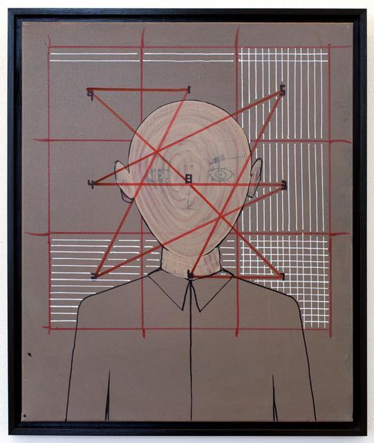 , 'A.O.: M.S.F. #H2,' 2019, Galerie Krinzinger