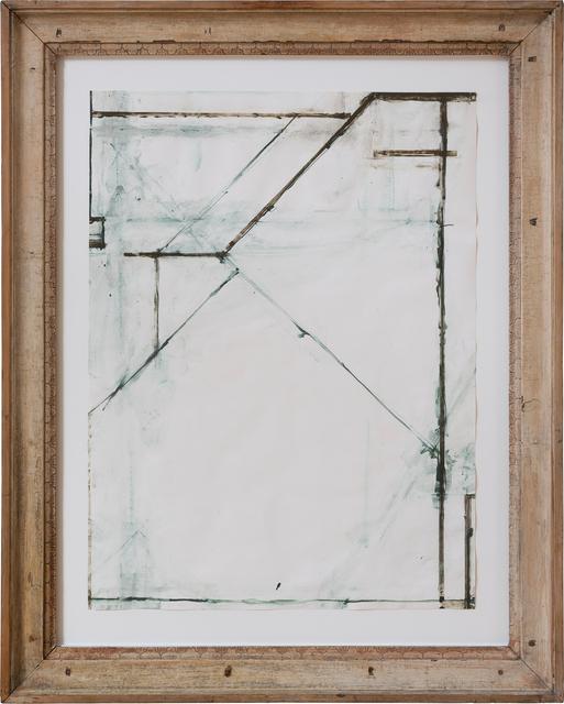 ", 'Untitled, Serie ""Ocean Park"",' 1971, Galerie Knoell, Basel"