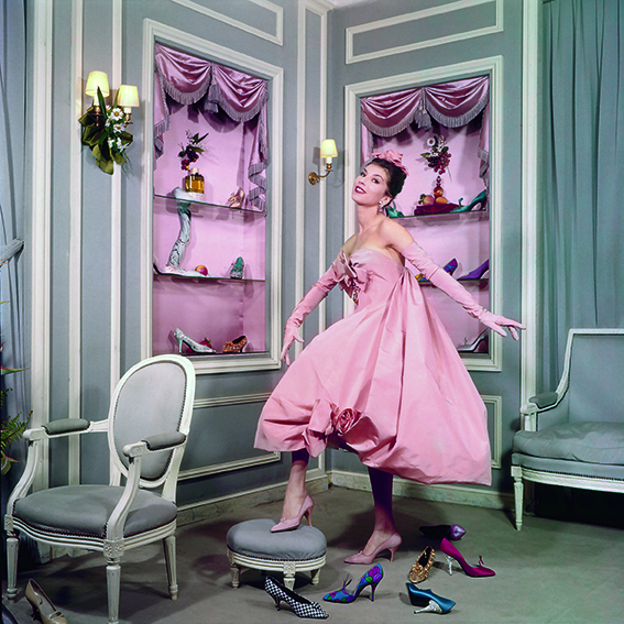, 'Chez Dior,' 1958, Boogie Woogie Photography