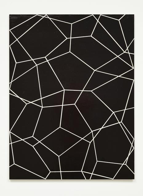 , 'räumliche Pentagramm Zeichnung No. 1/16,' 2016, Taubert Contemporary