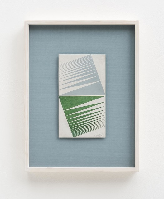 , 'Untitled,' 1959, Bergamin & Gomide