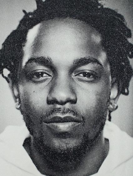 Russell Young, 'Kendrick Lamar', 2018, Taglialatella Galleries