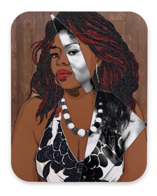 , 'Portrait of Din #5,' 2016, Galerie Nathalie Obadia