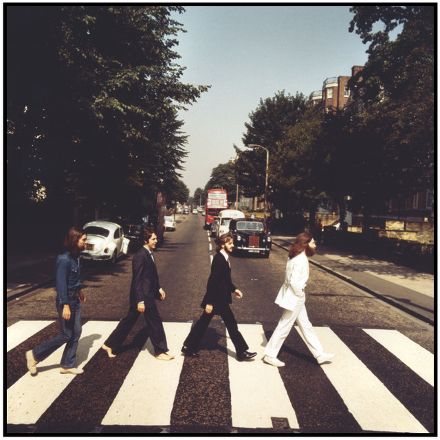 , 'The Beatles: Abbey Road - frame 3,' 1969, Snap Galleries