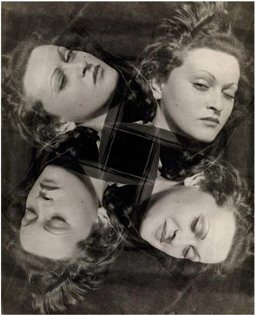 , 'Marina, Four Expressions,' ca. 1937, Corkin Gallery