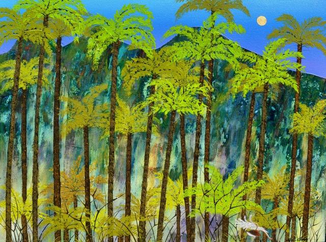 , 'Lyre Bird Jamison Valley - Blue Mountains,' 2013-2014, Wentworth Galleries