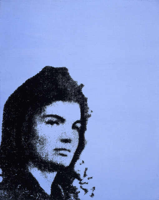 , 'Jackie,' 1964, National Gallery of Victoria