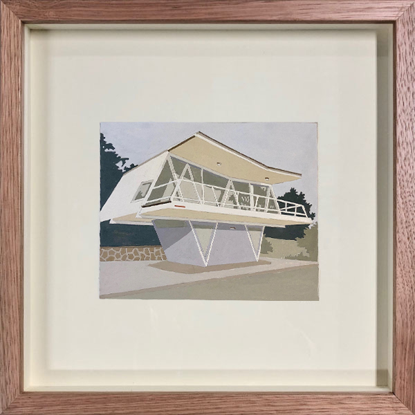 , 'Butterfly House,' 2019, Cynthia Corbett Gallery
