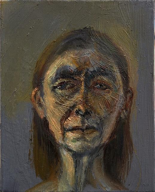 , 'Little Self Portrait,' 2015, Victoria Miro