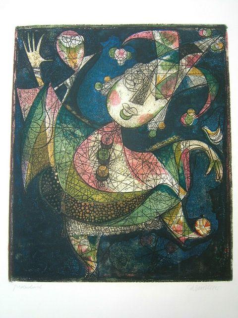 Alfred Finsterer, 'Fridolin I', 1975, Sylvan Cole Gallery