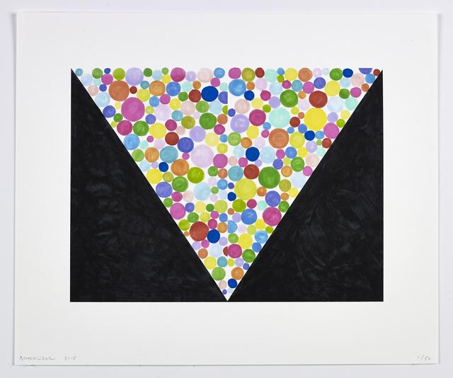 David Batchelor, 'November Drawing', 2015, Ingleby Gallery