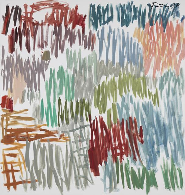 , 'Untitled,' 2007, Galerie Mikael Andersen