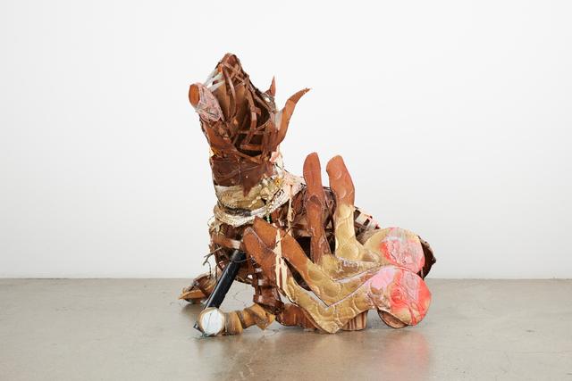 , 'Fuckin Flea Bag,' 2017, Jack Bell Gallery