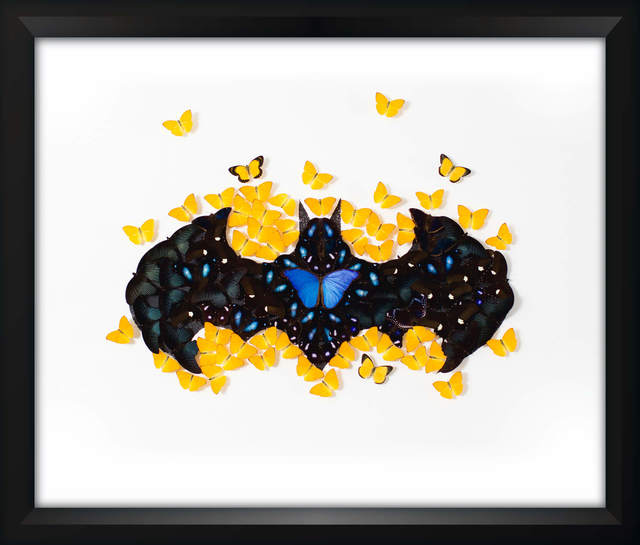 , 'White Batman,' 2017, Eden Fine Art