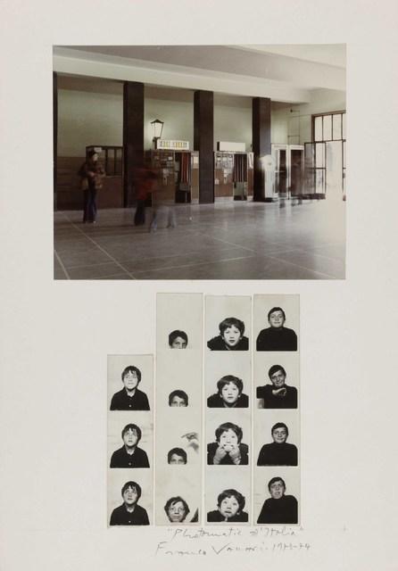 , 'Photomatic d'Italia,' 1972-1973, P420