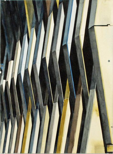, 'Agos Building for Experimental Concrete, Bogota, Colombia,' 2010, Jonathan Ferrara Gallery