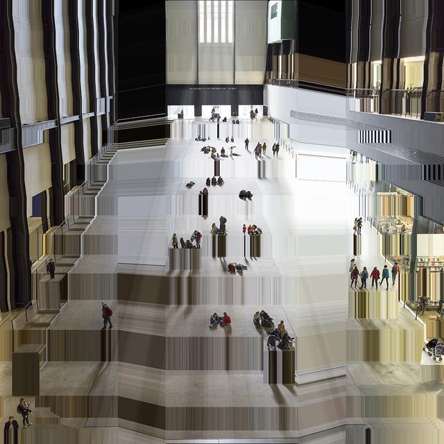 , 'Tate Ground Floor,' 2017, Winston Wächter Fine Art