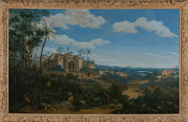 , 'View of Olinda, Brazil,' 1662, Rijksmuseum