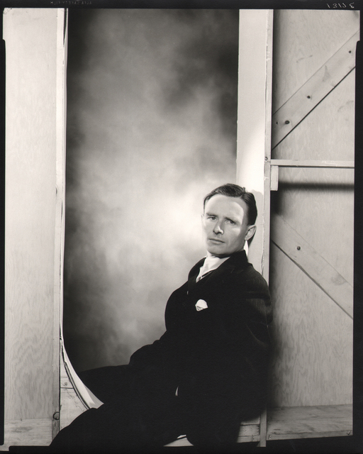 George Platt Lynes, 'Christopher Isherwood', Keith de Lellis Gallery