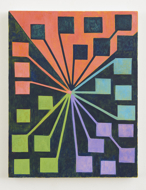 , 'Untitled,' 2016, Katherine Aungier + Alta Buden