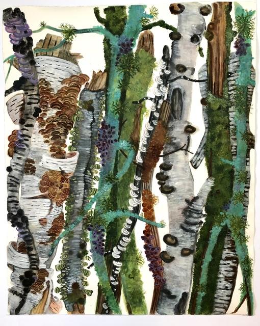 Katie DeGroot, 'Cocktail Party II', 2019, Kathryn Markel Fine Arts