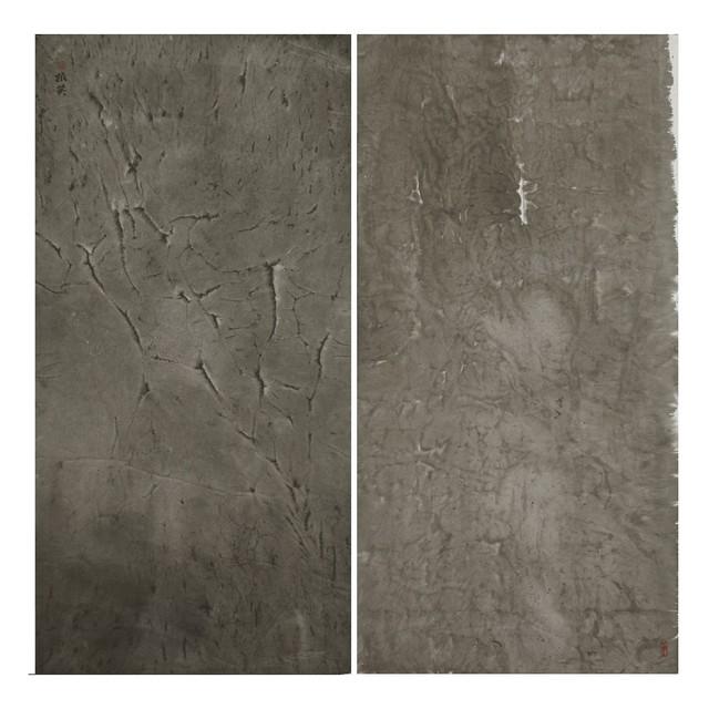 Yueying Zhong, 'Scope of Vision (Two Panels)', 2013, NanHai Art