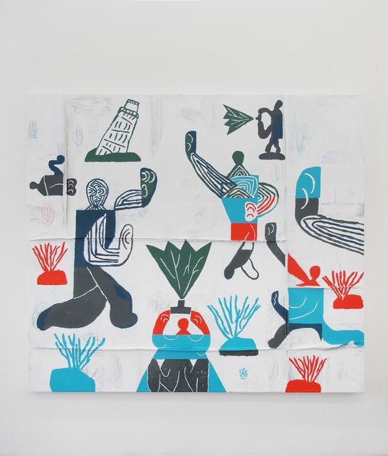 , 'La Danse,' 2016, V1 Gallery