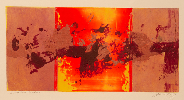 , 'Waves over Shadows,' 2018, Linda Matney Gallery