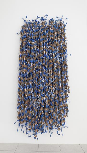 , 'Blue Knots,' 2014, gb agency