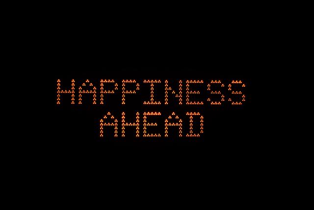 , 'Happiness Ahead,' 2016, Lawrence Alkin Gallery