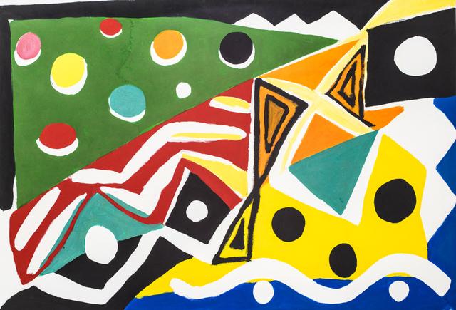 , 'Antille,' 1987, Rosamund Felsen Gallery