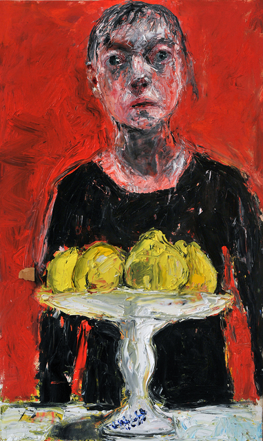, 'Quinces,' 2017, Connaught Brown