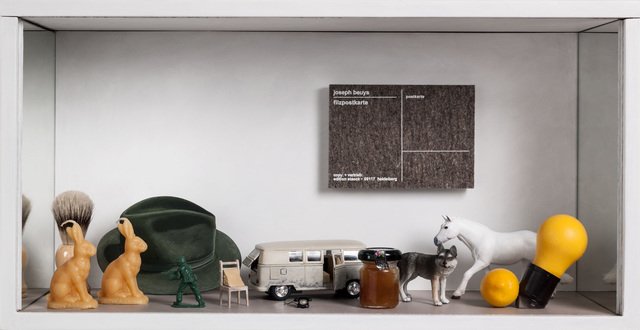 , 'Joseph Beuys,' 2015, Beatriz Esguerra Art