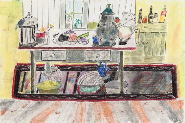 , 'Kitchen II,' 2014, Jason McCoy Gallery