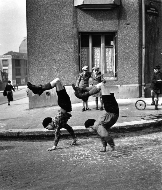 Robert Doisneau, 'Les Freres, Paris', 1934, Photography, Staley-Wise Gallery
