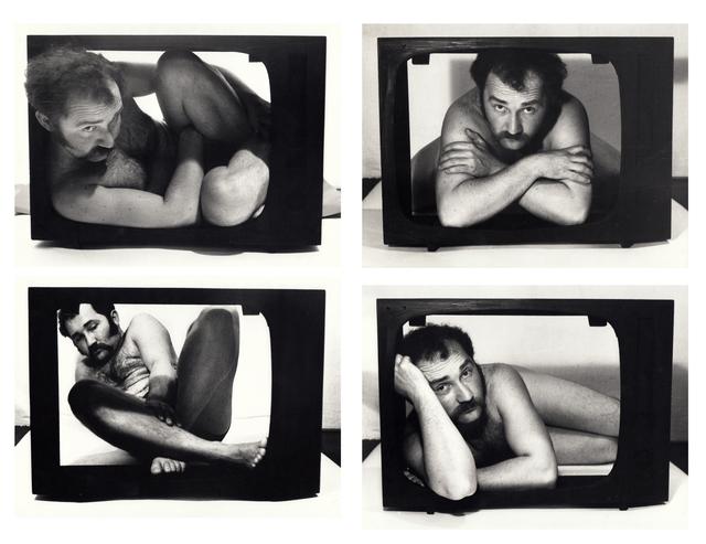 , 'Private Broadcast,' 1974, SAGE Paris