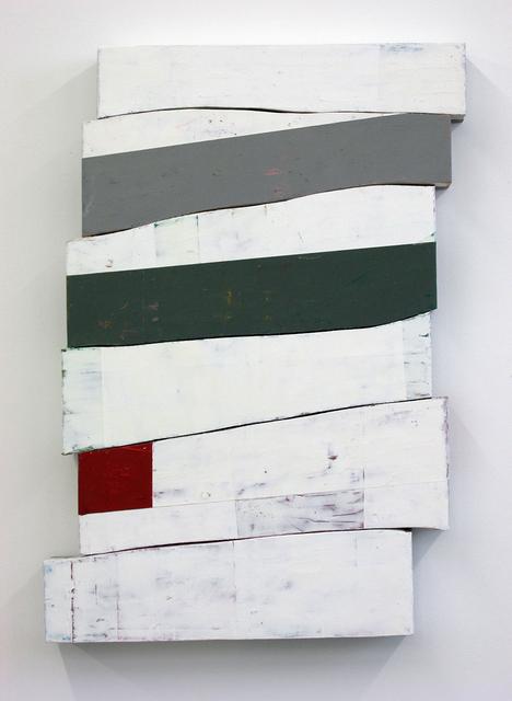 , 'Let Go,' 2014, Studio Trisorio