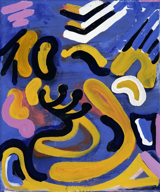 George Blacklock, 'Pieta Revisited 2', 2007, Flowers