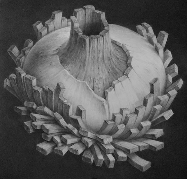 , 'Satellite A,' 2018, ArtHelix Gallery